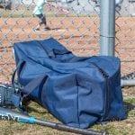 Duffle Bag used for Baseball and Softball