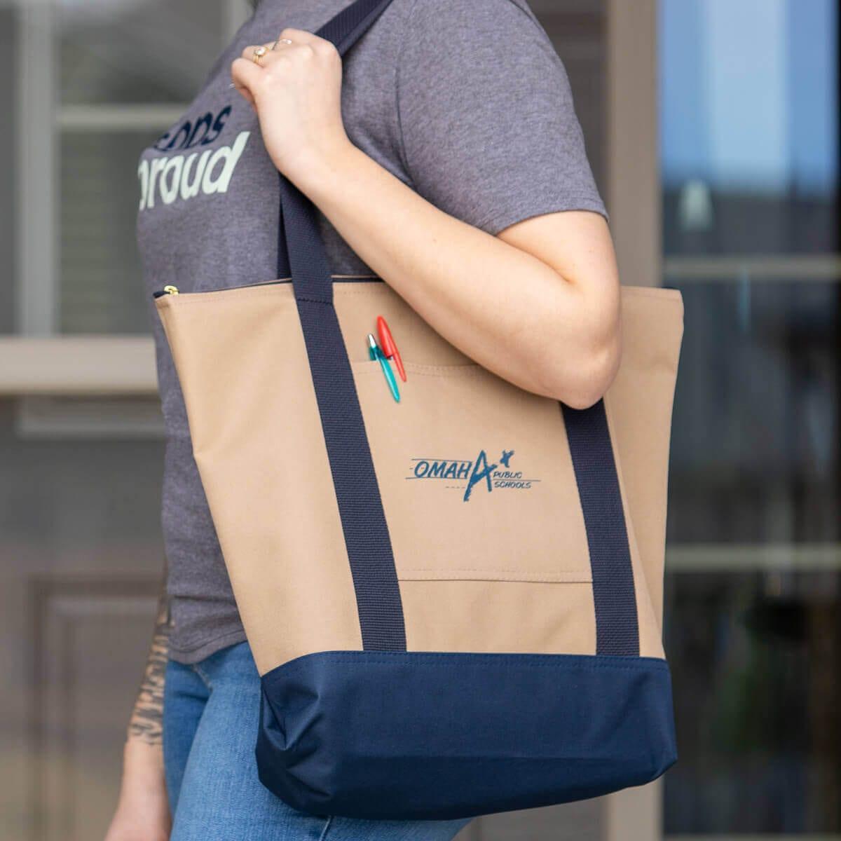 Tote Bag for Omaha Public Schools
