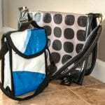 Custom Bags made from recycled products