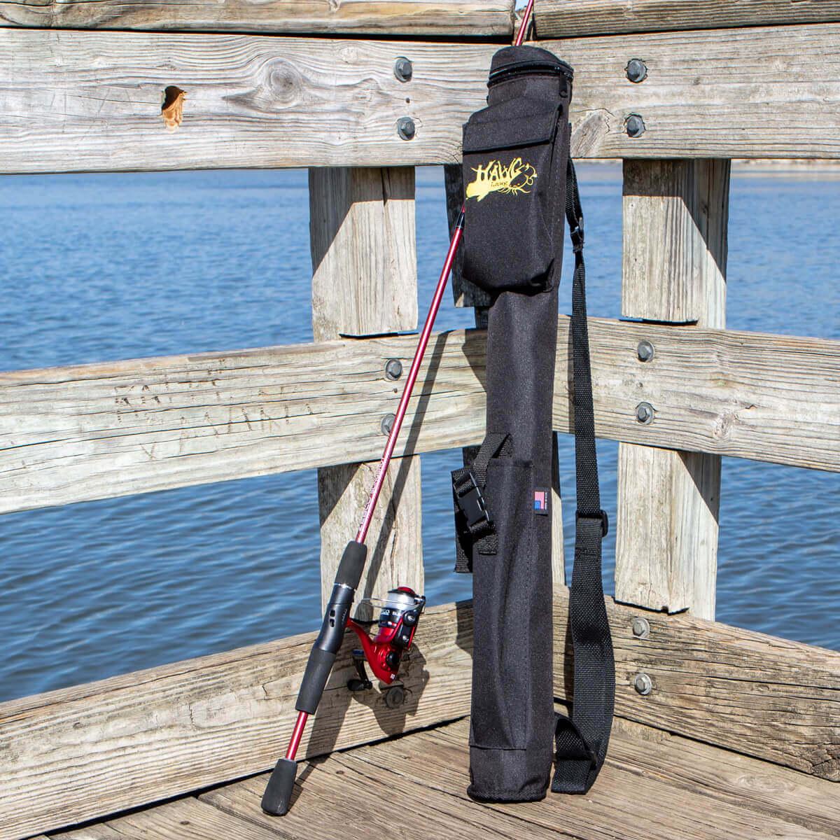 Custom Fishing Pole holder bag
