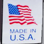 Made In U.S.A. Label