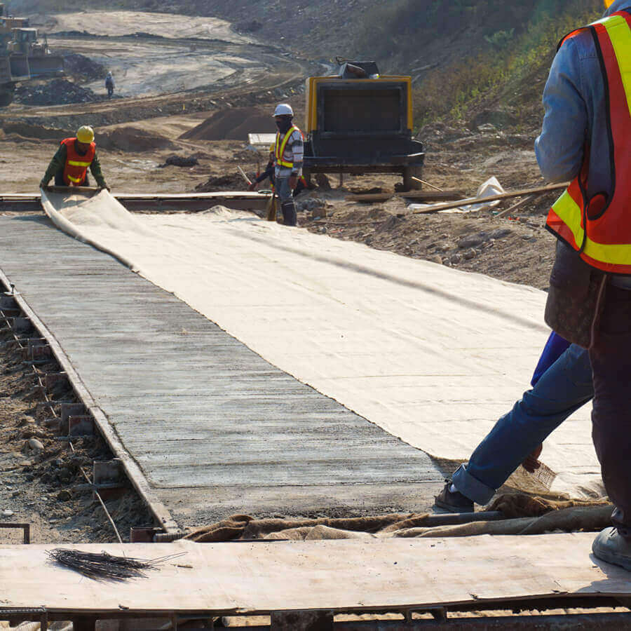 Paving Cover
